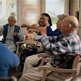 Pictures of Volunteering At Retirement Homes
