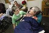 Photos of Volunteering At Retirement Homes