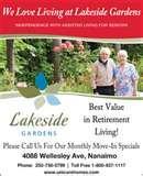 Lakeside Retirement Home Photos
