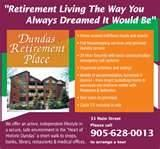 Dundas Retirement Home Images